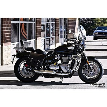 2018 Triumph Bonneville 1200 for sale 200569657