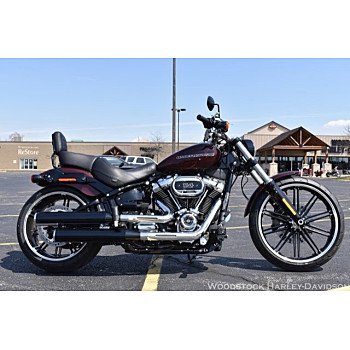 2018 Harley-Davidson Softail Breakout 114 for sale 200571454