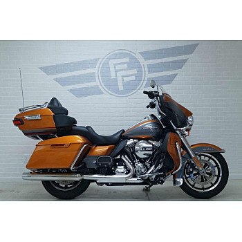 2015 Harley-Davidson Touring Ultra Classic Electra Glide for sale 200576613