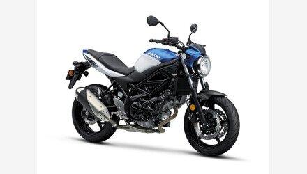 2018 Suzuki SV650 for sale 200578346
