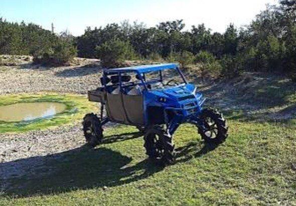 Freedom Off-Road Powersports 4 UTV Lift Kit for Polaris Ranger 900 XP