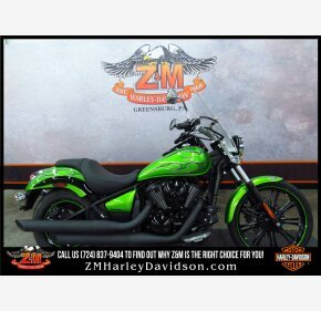 2014 Kawasaki Vulcan 900 for sale 200583271