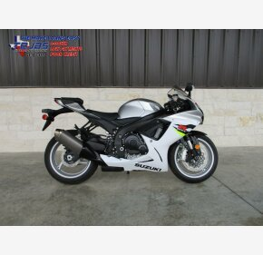 2018 Suzuki GSX-R600 for sale 200584442
