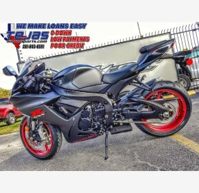 2018 Suzuki GSX-R600 for sale 200584514