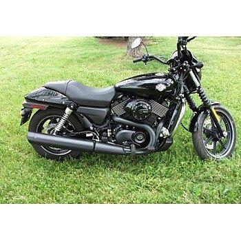 2015 Harley-Davidson Street 750 for sale 200585426