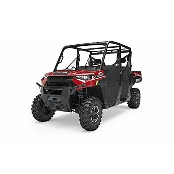 2019 Polaris Ranger Crew XP 1000 for sale 200585431