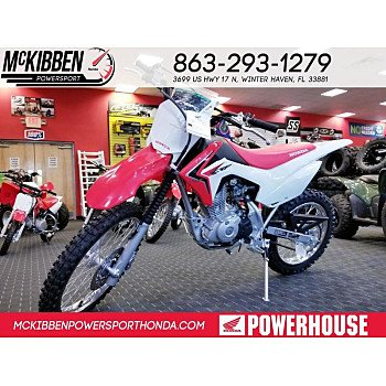 2018 Honda CRF125F for sale 200588674