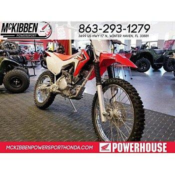 2018 Honda CRF125F for sale 200588677