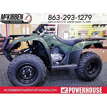 2018 Honda FourTrax Recon for sale 200588685