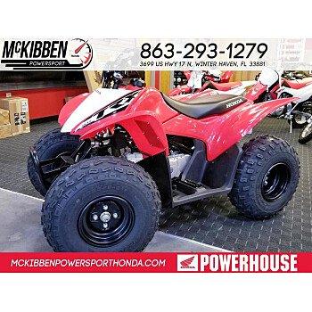 2018 Honda TRX90X for sale 200588720