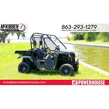 2018 Honda Pioneer 500 for sale 200588757