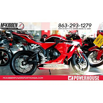 2018 Honda CBR600RR for sale 200588811