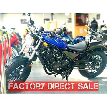 2018 Honda Rebel 300 for sale 200588839