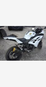 2017 Kawasaki Ninja 300 for sale 200589944