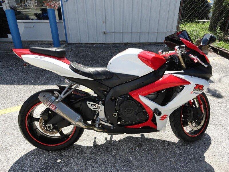 600 gsxr 2006
