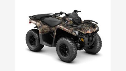 2019 Can-Am Outlander 570 for sale 200590376