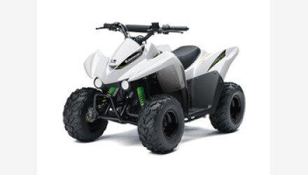 2019 Kawasaki KFX50 for sale 200590963
