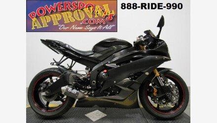 2007 Yamaha YZF-R6 for sale 200592230