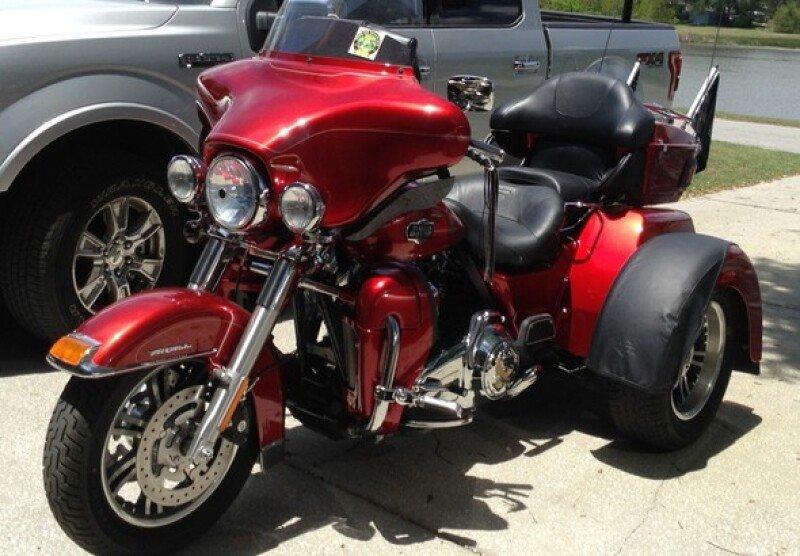 2013 Harley-Davidson Trike Motorcycles for Sale