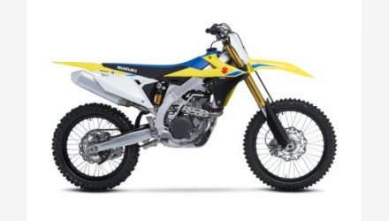 2018 Suzuki RM-Z450 for sale 200594369