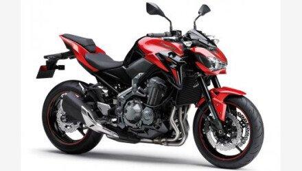2018 Kawasaki Z900 ABS for sale 200595233