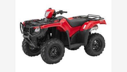 2018 Honda FourTrax Foreman Rubicon 4x4 Automatic EPS for sale 200595780