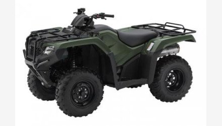 2017 Honda FourTrax Rancher 4X4 Automatic DCT IRS for sale 200596336