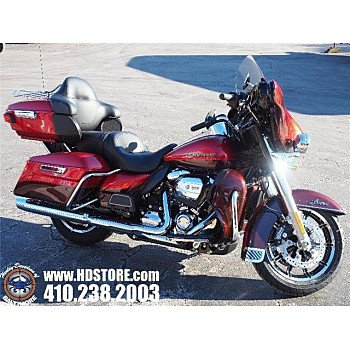 2018 Harley-Davidson Touring Ultra Limited for sale 200597721
