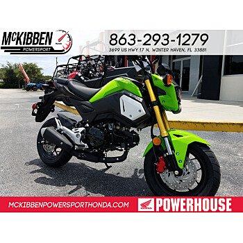 2018 Honda Grom for sale near Winter Haven, Florida 33881