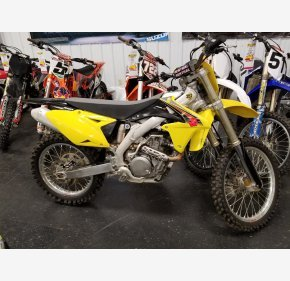 2015 Suzuki RM-Z450 for sale 200598919