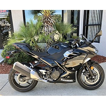 2018 Kawasaki Ninja 400 for sale 200599795