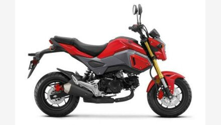 2018 Honda Grom for sale 200600034