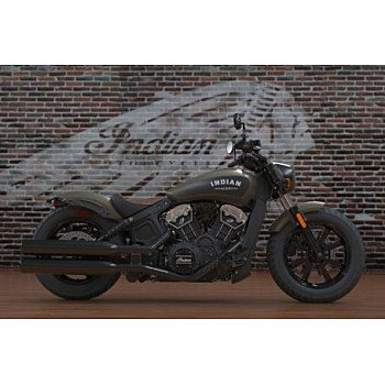2018 Indian Scout Bobber for sale 200600166