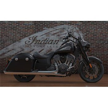 2018 Indian Springfield for sale 200600269