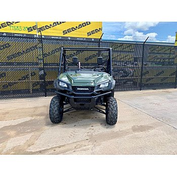 2018 Honda Pioneer 1000 for sale 200600686