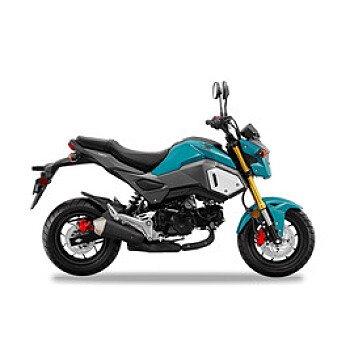 2019 Honda Grom for sale 200601431