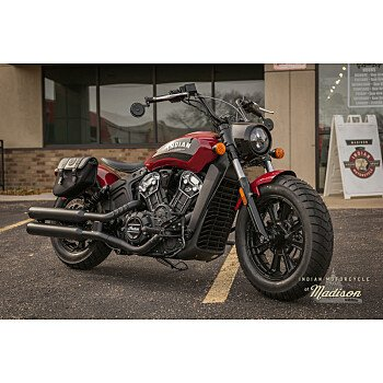 2018 Indian Scout Bobber for sale 200601552