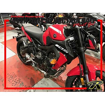 2018 Yamaha MT-09 for sale 200601865