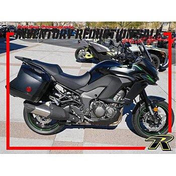 2018 Kawasaki Versys 1000 for sale 200603407