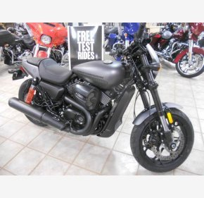 2017 Harley-Davidson Street 750 for sale 200603619