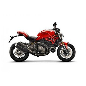 2018 Ducati Monster 821 for sale 200604058
