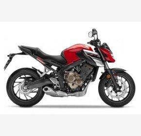 2018 Honda CB650F for sale 200604093