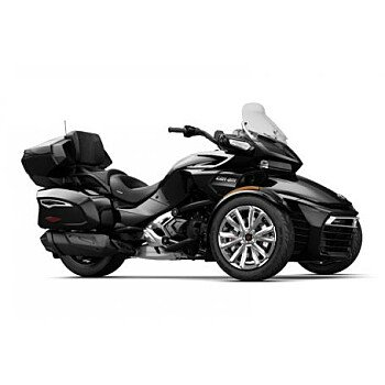 2017 Can-Am Spyder F3 for sale 200604126