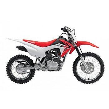 2018 Honda CRF125F for sale 200607503