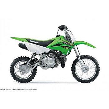 2018 Kawasaki KLX110 for sale 200607609