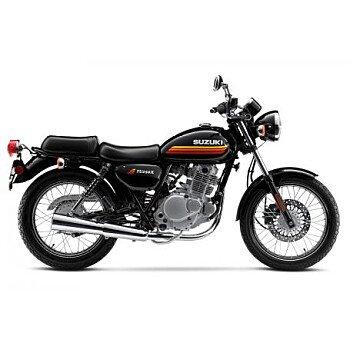 2018 Suzuki TU250X for sale 200607621
