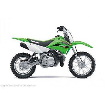 2018 Kawasaki KLX110 for sale 200607668