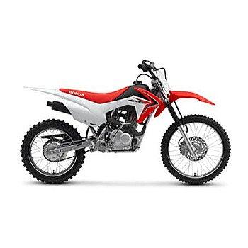 2018 Honda CRF125F for sale 200607769