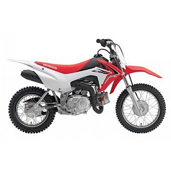 2018 Honda CRF110F for sale 200607963
