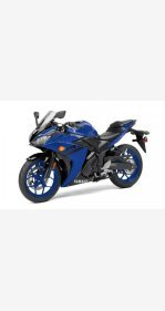 2018 Yamaha YZF-R3 for sale 200607988